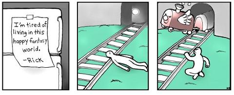 Perry Bible Fellowship -- Suicide Train